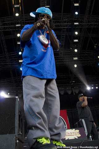 Ruisrock 2015 | Public Enemy